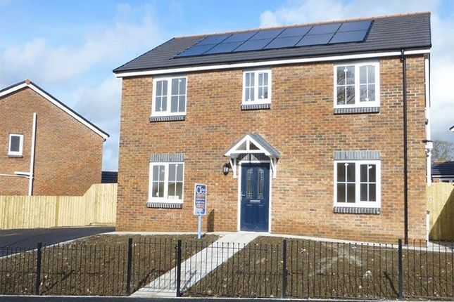 Thumbnail Detached house for sale in Plot 2, Colonel Road, Ammanford