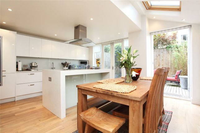 Thumbnail Terraced house to rent in Sugden Road, London