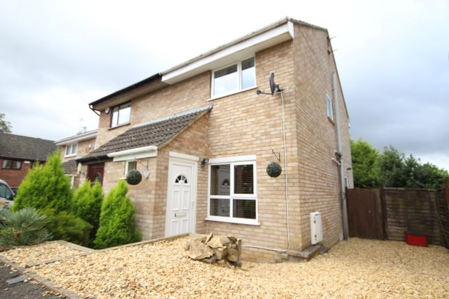 Thumbnail Semi-detached house to rent in Chepstow Close, Kettering