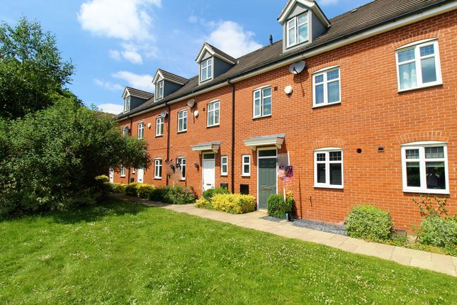 4 bed terraced house for sale in Kirkstall Close, Lincoln LN2