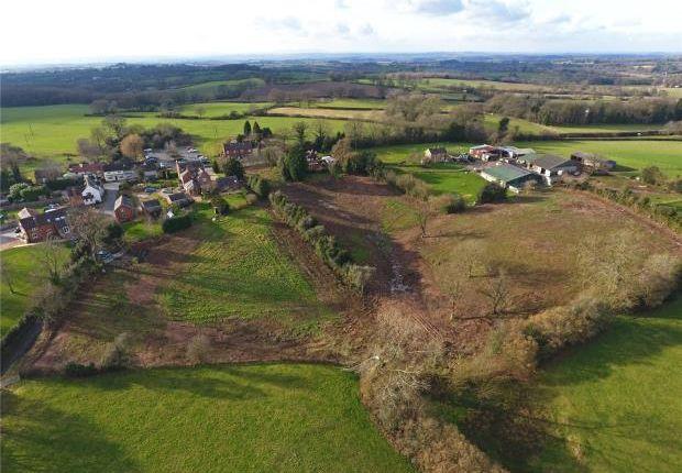 Thumbnail Land for sale in Stourbridge Road, Fairfield, Bromsgrove