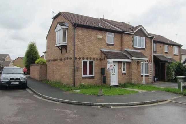 Thumbnail Terraced house to rent in Stanley Mead, Bradley Stoke, Bristol