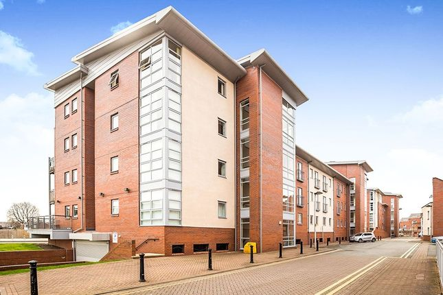 Shot Tower Close, Chester CH1