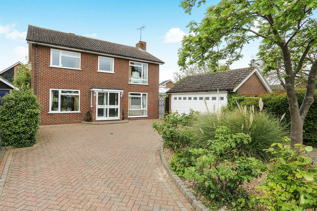 Thumbnail Detached house for sale in Boydlands, Capel St. Mary, Ipswich