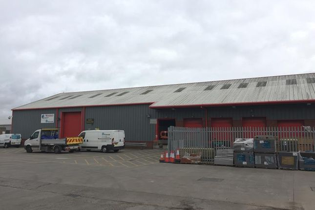 Thumbnail Light industrial for sale in Part Site 14, Stephenson Road, Durranhill Industrial Estate, Carlisle, Cumbria