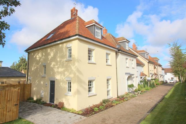 Thumbnail Detached house for sale in Burgage Mews, Alresford