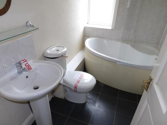 Bathroom of Glen Street, Colne, Lancashire BB8