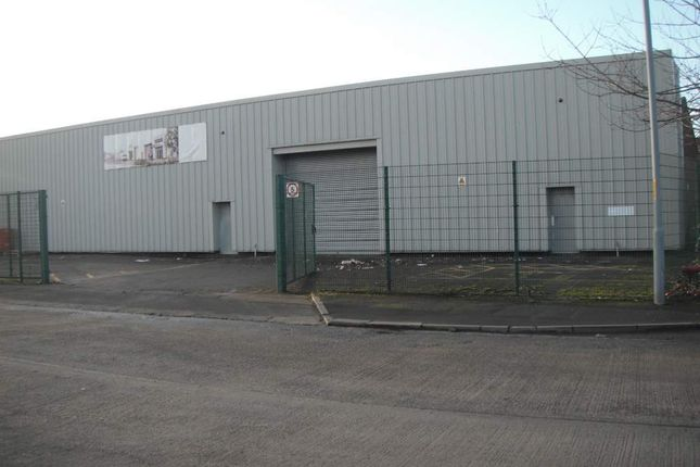 Thumbnail Light industrial to let in Unit 4, Sotherby Road, Middlesbrough