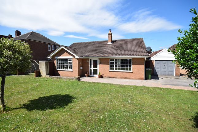 Thumbnail Detached bungalow for sale in Womersley Road, Knottingley