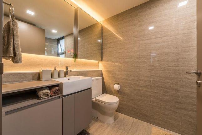 Shower Room of Flat 1/2, 18 Castle Street, Port Bannatyne, Isle Of Bute PA20