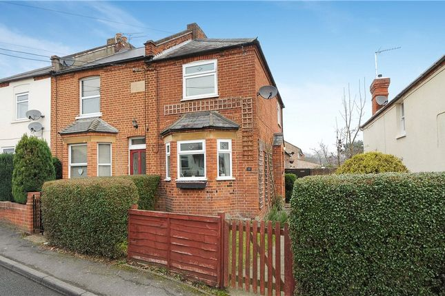 3 bed semi-detached house for sale in Victoria Road, Ascot, Berkshire