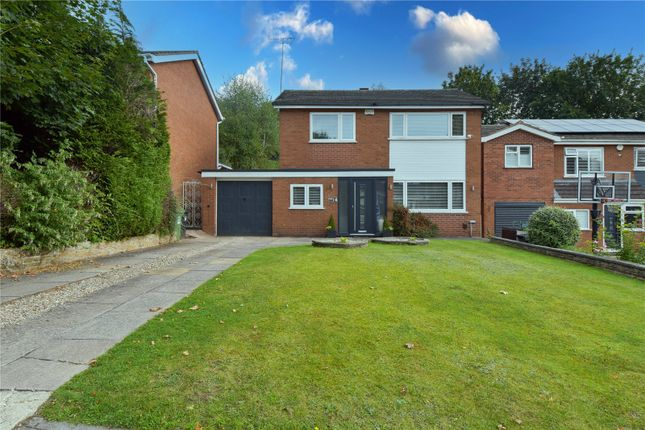 Thumbnail Detached house for sale in Foredrift Close, Redditch, Worcestershire
