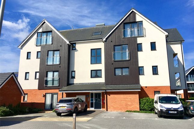 Thumbnail Flat to rent in Tippett Lane, Oxted, Surrey
