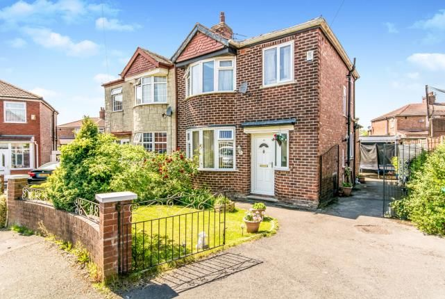 3 bed semi-detached house for sale in Ringwood Avenue, Manchester, Greater Manchester
