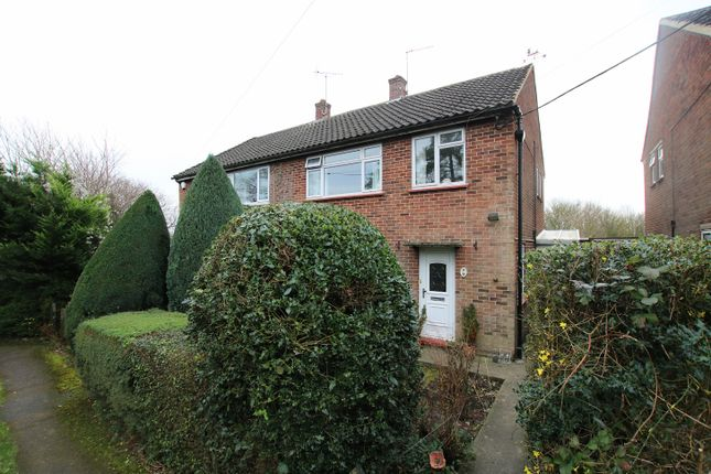 Thumbnail Semi-detached house for sale in Horsecroft, Abbess Roding, Ongar