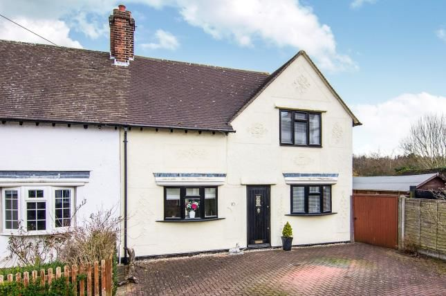 Thumbnail Semi-detached house for sale in Harlow, Essex
