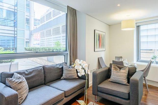 Thumbnail Flat to rent in Merchant Square East Harbet Road, Paddington, London