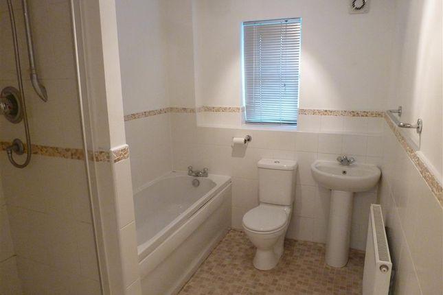 Bathroom of Coral Close, City Point, Derby DE24