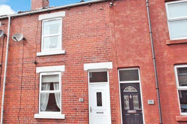 Thumbnail 2 bed terraced house for sale in Lodge Street, Hemsworth, Pontefract