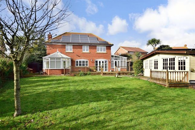 Thumbnail Detached house for sale in Court Tree Drive, Eastchurch, Sheerness, Kent