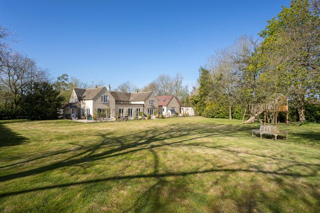 Thumbnail Detached house for sale in Upper Minety, Malmesbury