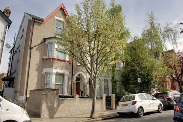 Thumbnail Flat to rent in Mulgrave Road, Croydon