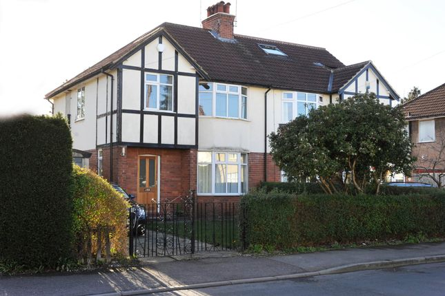 Thumbnail Semi-detached house to rent in Yewdale Road, Harrogate
