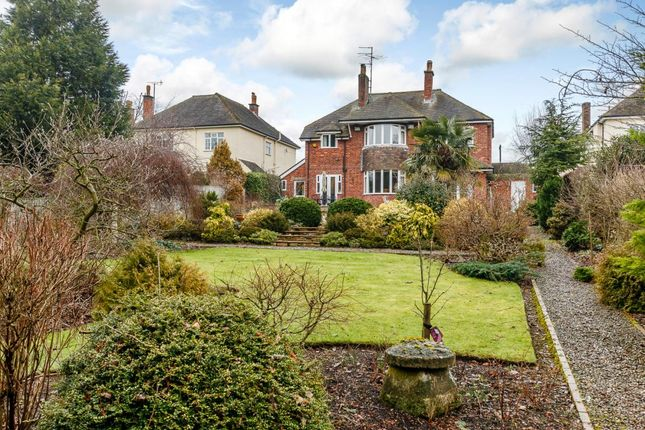 Thumbnail Detached house for sale in Hatherley Court Road, Cheltenham
