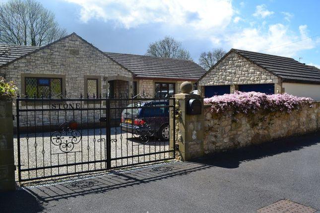 Thumbnail Detached bungalow for sale in Tom Wood Ash Lane, Upton, Pontefract