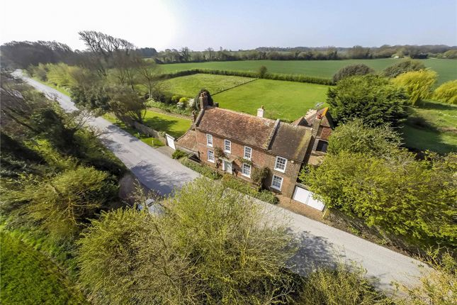 Thumbnail Detached house for sale in Climping Street, Climping, Littlehampton