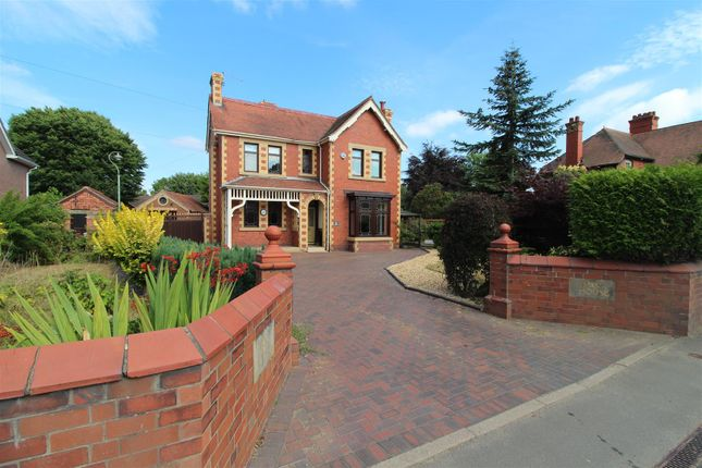 Thumbnail Detached house for sale in Park House, Wem, Shropshire