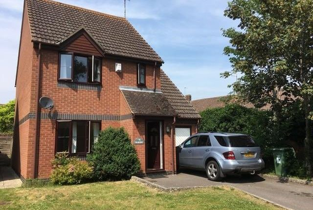 Thumbnail Detached house to rent in Fletcher Close, Faringdon