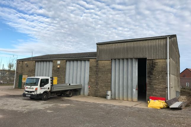 Thumbnail Industrial for sale in Bradfords Bodyworks Station Road, Crewkerne