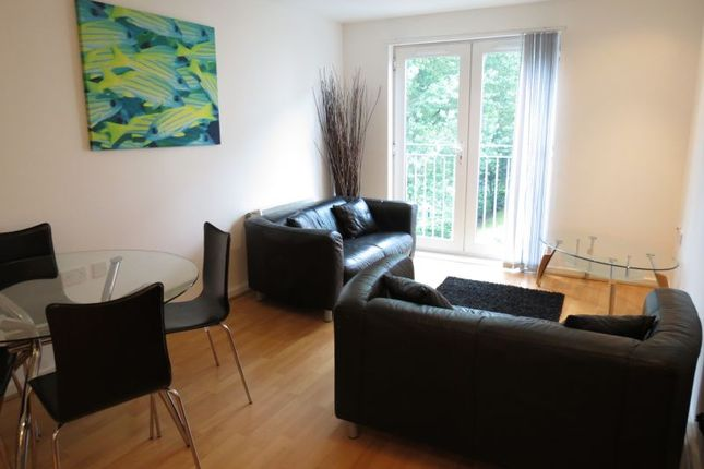 2 bed flat to rent in The Saltra, Elmira Way, Salford Quays