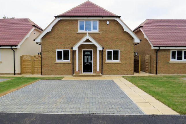 Thumbnail Detached house for sale in Dynasty Drive, Bletchley, Milton Keynes