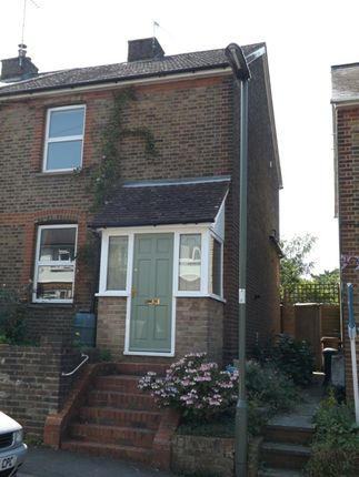 Thumbnail Semi-detached house to rent in Barfields, Bletchingley