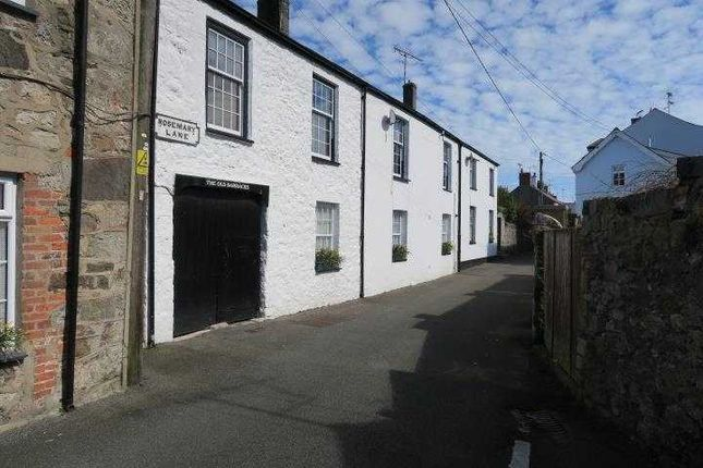Thumbnail Flat to rent in The Armoury, The Old Barracks, Rosemary Lane, Beaumaris