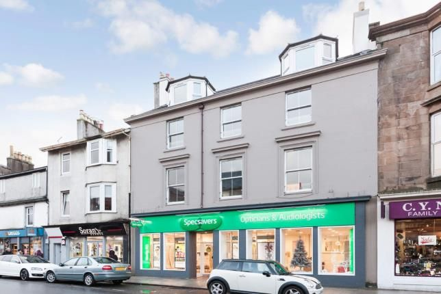 Thumbnail Maisonette for sale in Stanlane Place, Largs, North Ayrshire, Scotland