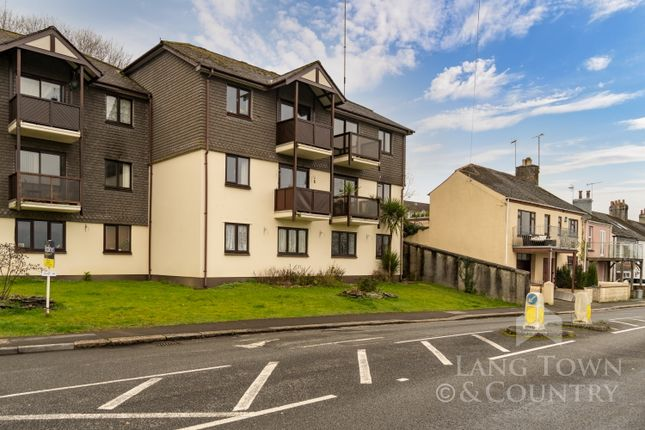 Thumbnail Flat for sale in Daws Court, Old Ferry Road, Saltash.