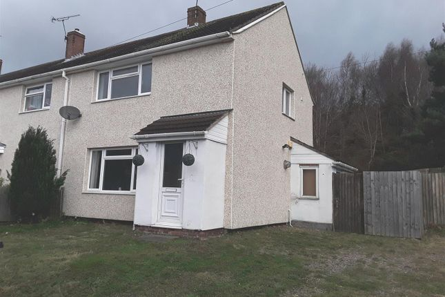 Thumbnail Property for sale in Manor Roads, Dawley, Telford