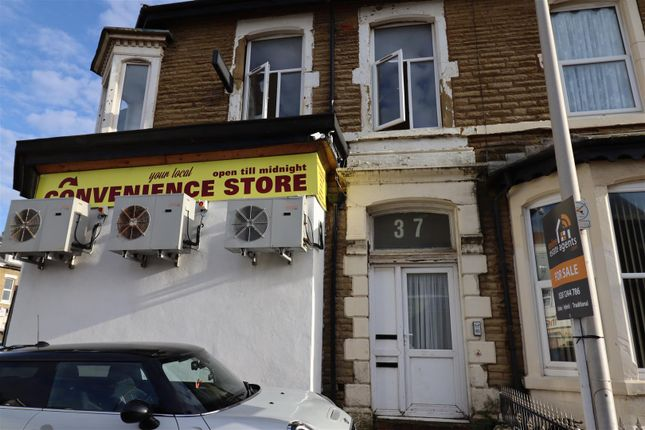 Thumbnail Flat for sale in Wellington Road, Blackpool