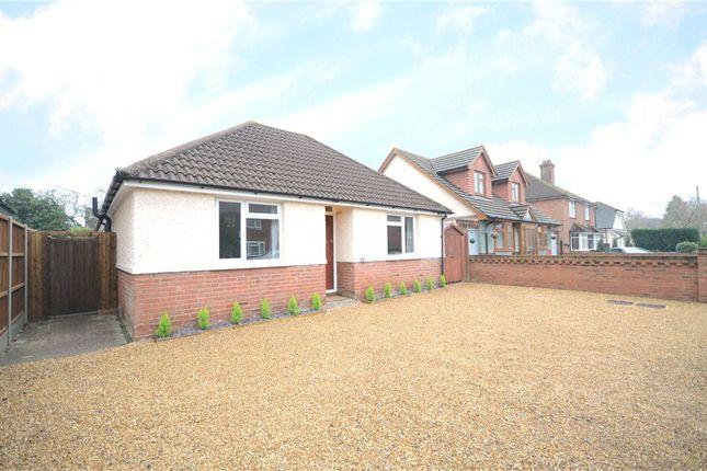 Thumbnail Detached bungalow for sale in Park Road, Sandhurst, Berkshire