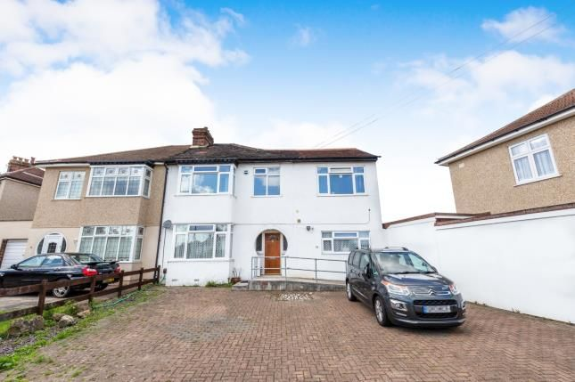 Thumbnail Semi-detached house for sale in Darwin Road, Welling, Near Bexleyheath, Kent