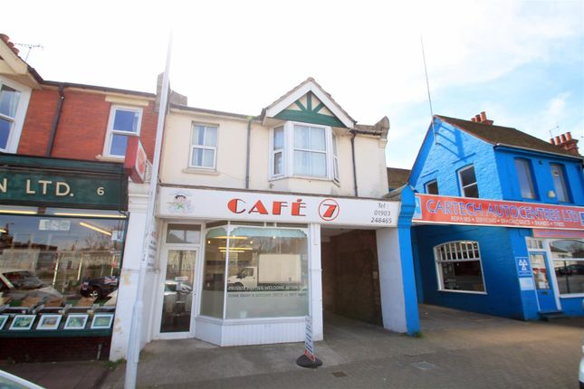 Thumbnail Flat to rent in Station Parade, Tarring Road, Worthing