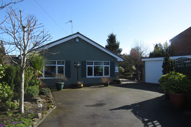 Thumbnail Detached bungalow for sale in Thingwall Drive, Irby, Wirral