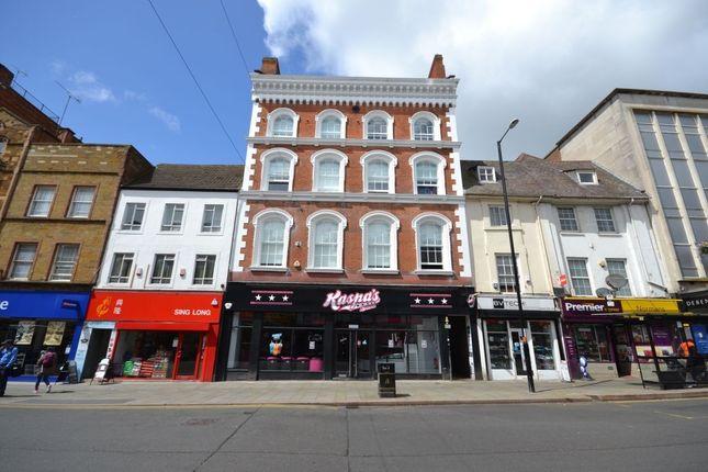 Thumbnail Flat to rent in Drapery, Northampton