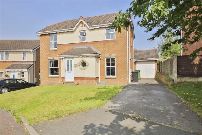 Thumbnail Detached house for sale in Clayton Way, Clayton Le Moors, Accrington