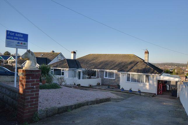 2 bed bungalow for sale in Nut Bush Lane, Torquay, Devon