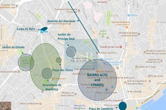 Thumbnail Land for sale in Estrela, Lisboa, Lisboa