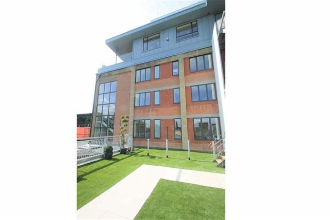 Thumbnail Flat for sale in St. Marys Street, Crown House, Shrewsbury